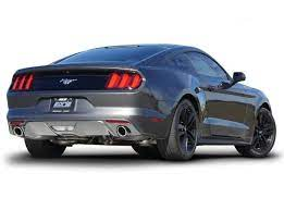 Borla Exhaust Ford Mustang Ecoboost V6 S Type Axleback 15 19 118 Redline360 Mustang Ecoboost Ford Mustang Ecoboost Ford Mustang