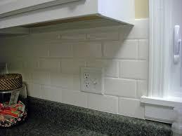 kitchen backsplash subway tile. Best White Subway Tile Kitchen Backsplash All Home