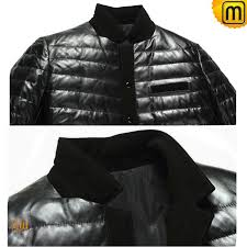 quilted leather jacket mens cw848332 jackets cwmalls com