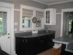 this is the related images of Grey Kitchen Paint