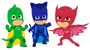 Small Picture Learn Colours PJ MASKS Disney Coloring Page Book MASKS Owlette