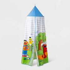 Franco Sesame Street Bed Canopy: Home & Kitchen - Amazon.com