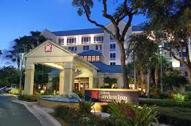 hilton garden inn fort lauderdale airport cruise port in ft lauderdale