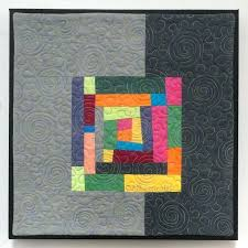 Modern Bedroom Quilts Modern Quilt Quiltcon 2016 Modern ... & Modern Quilts Coverlets Modern Contemporary Quilt Patterns Tafa Forum Cindy  Grisdela Art Quilts Beautiful On So ... Adamdwight.com