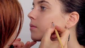 video tutorial green makeup