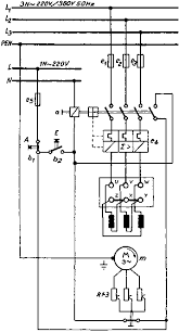 wiring diagram for 3 phase motor starter the wiring diagram circuits formulas and tables electrical engineering basic wiring diagram