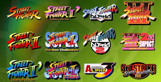 video game choo choo capcom announces 12 game street fighter