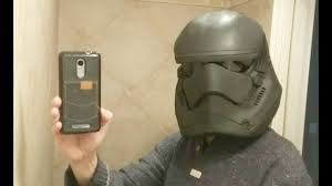 first order stormtrooper helmet foam build