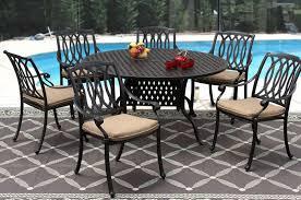 san marcos cast aluminum outdoor patio