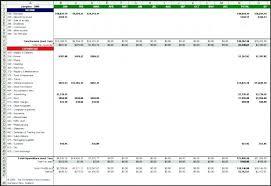 Budget Calculators Calculator Excel Template Monthly
