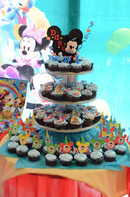 Mickey Mouse First Birthday Cake 1505 Classic Style Mickey Mouse