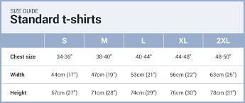 Gildan Premium Cotton Ringspun Size Chart Www