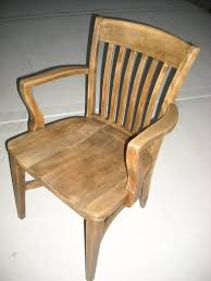 antique vintage solid wood office chair in mt prospect il usa krrb antique wood office chair