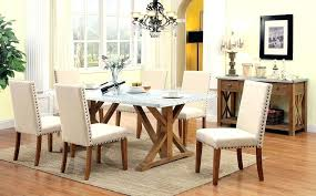 7 piece dining table sets freeport brown 7 piece pedestal extending oval table dining set 7 7 piece dining table