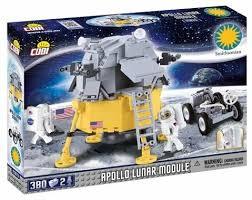 <b>Конструктор Cobi</b> Smithsonian 21075 Лунный модул... — купить ...