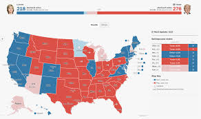 presidential elecion results 2016 electoral map and presidential election results republican
