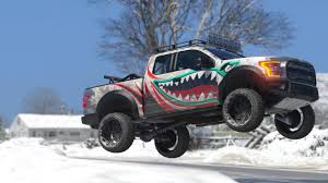 ford raptor f shark paint job gta mods com ford raptor f150 shark paint job