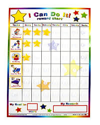 High Quality Reusable Reward Chart For Kids Picture Chart