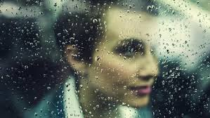 Rain Glass Window free picture rain window person woman beauty face rain glass 6464 by xevi.us