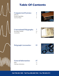 Conventional Polygraphs Manualzz Com