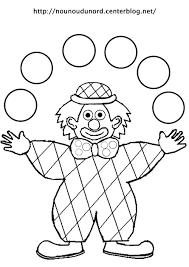 Dessin De Clown A Imprimer Et Colorier L Duilawyerlosangeles