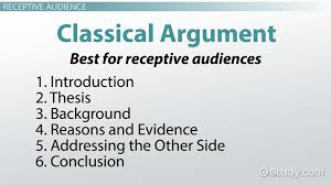 writing for an audience how to structure your argument video writing for an audience how to structure your argument video lesson transcript com