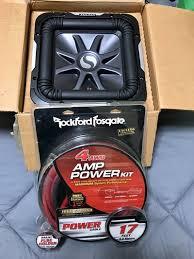 car audio brand new in box kicker 10 l7 solo rockford fosgate car audio brand new in box kicker 10 l7 solo rockford