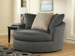 microfiber swivel chair with ottoman enthralling furniture living room grant sofa and round chairs lawson saddle