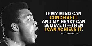 Champion Quotes Enchanting 48 Epic Muhammad Ali Quotes Mindset Of A Champion MotivationGrid