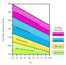 Heart Rate Scale Target Heart Rate