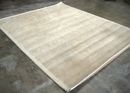 latex backed rugs. When This Rug Was New, It Looked More Like \u201csilk\u201d And Whiter. The Fibers Of Rayon Jute, Both Which Yellow With Moisture Age, Are Giving Latex Backed Rugs M