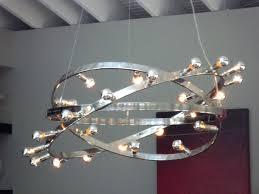 replace chandelier white ceiling fan