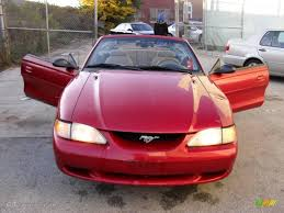 1996 Ford Mustang V6 best image gallery #7/17 - share and download