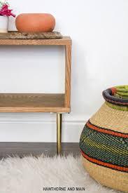 diy midcentury modern bench mid century furniture diy n15 mid