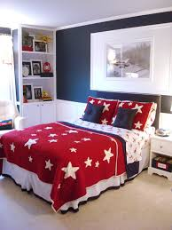 Exellent Bedroom Colors Blue And Red On 10 Decorating Ideas From Hgtv Fans With Concept Design