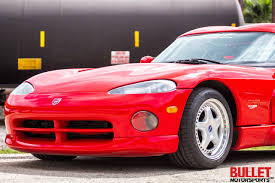 1994 Dodge Hennessey Viper, Signed Carrol Shelby, Gallery & Video ...