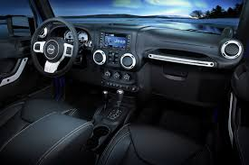 2018 wrangler polar model interior