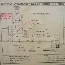 white rodgers 1311 zone valve wiring solidfonts gas valve wiring diagrams zone valve repairs heating system troubleshooting