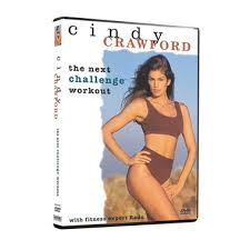 cindy crawford the next challenge workout dvd
