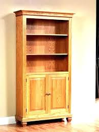 white bookshelf with glass doors the billy wood bookcase cherry w