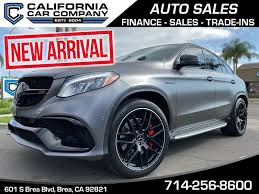 From the outside, the heavily contoured power dome design hints at the immense power delivery. Used 2018 Mercedes Benz Amg Gle 63 4matic Coupe In Brea