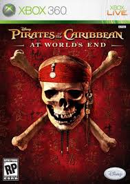Piratas del Caribe En el fin del mundo RGH Xbox 360 Español [Mega+]
