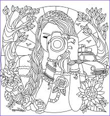 Princesse mononoke, snow white, nya, bubblegum and other princesses. Camera Coloring Pages Girl With A Camera Coloring Page In 2020 Mermaid Coloring Pages Abstract Coloring Pages Tumblr Coloring Pages