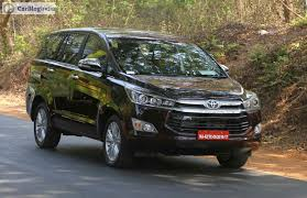 2016 Toyota Innova Crysta Launch, Price, Specifications, Images