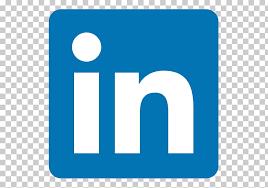Linkedin Corporation Social Media Logo Business Cards