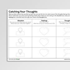 Cbt Worksheets Information Exercises Audio Psychology