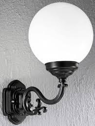 black opal white globe ip43