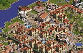 Видеоигры по истории Римской империи в системе образовательного  goroda igryi tsezar
