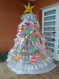 Christmas Decorations Made Out Of Plastic Bottles Handmade christmas crafts 100 ways to recycle glass bottles 4
