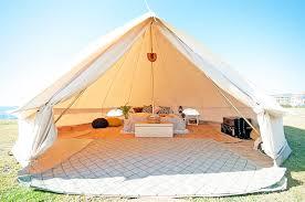 5m protech bell tent mesh walls